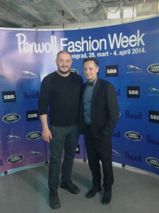 Belgrade Fashion Week otvaranje-Akademija radila makeup na Beogradskom Fashion Week-u