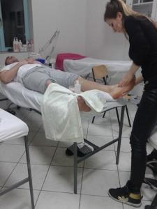 Refleksologija i refleksoterapija-sa nastave na Akademiji Purity