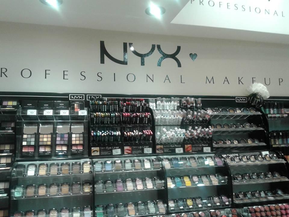 NYX KOZMETIKA Saradnja sa Alexandar cosmetics & NYX dekorativnom kozmetikom