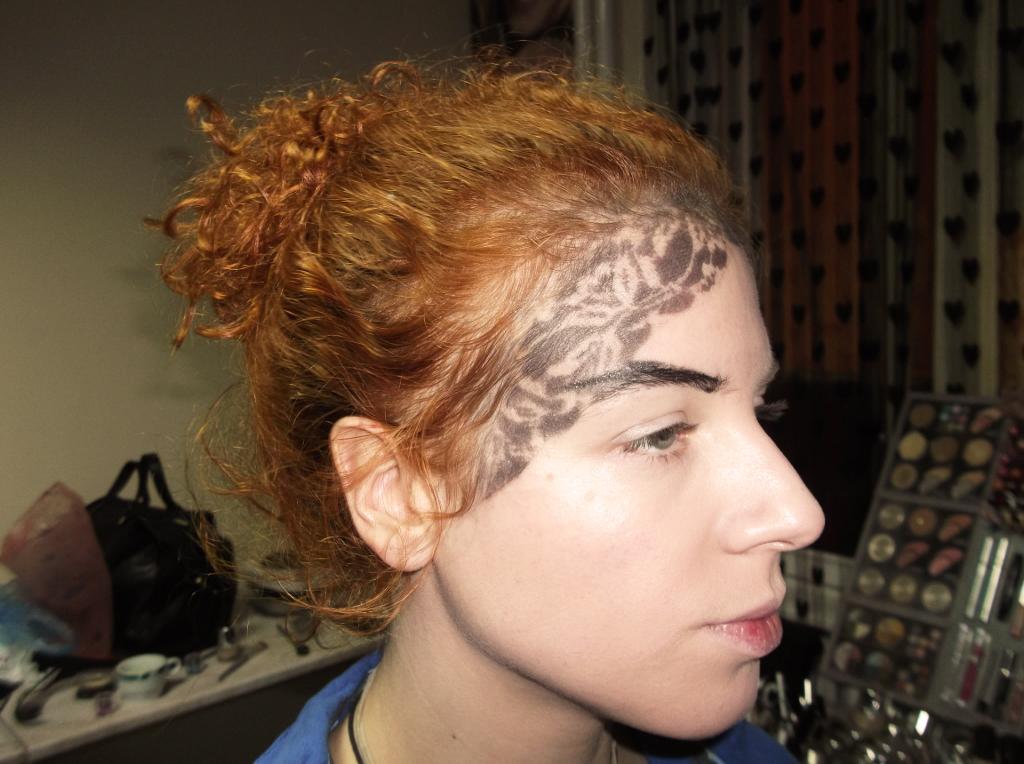 Fantasy šminka – sa nastave i Body Art-a