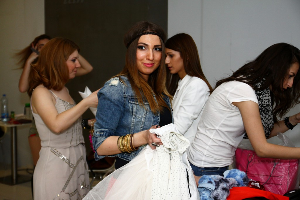 FASHION BLOGGER TAKMICENJE 2013 – BACKSTAGE