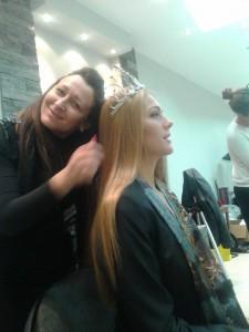 Miss Srbije, prva i druga pratilja & Akademija Purity