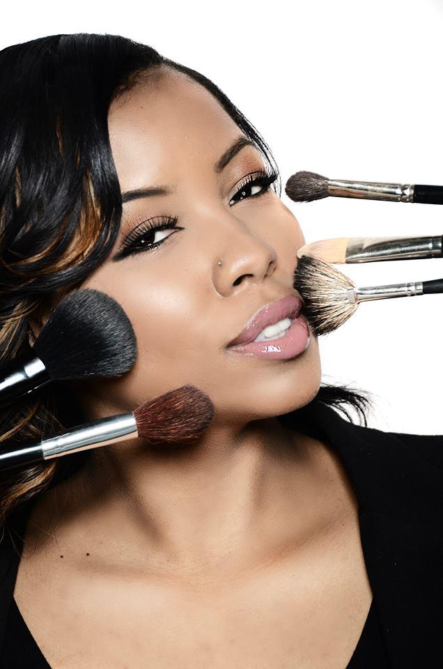 Brandy Allen najaktuelnija američka makeup umetnica na Akademiji Purity