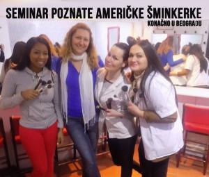 Seminar Brandy Allen na Akademiji Purity u Beogradu
