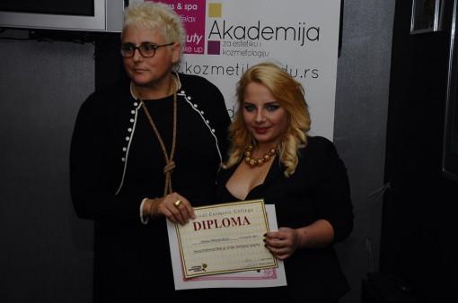 MATEA BARIĆ – živi i radi u Austriji – Makeup artist studije