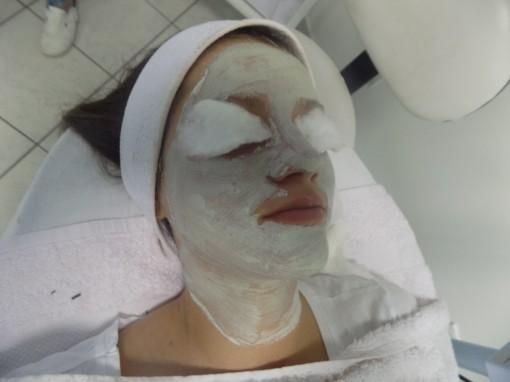 higijenski tretman lica mešovitog tipa kože SA NASTAVE