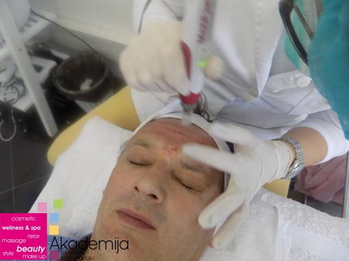 Medicinska kozmetika – sa nastave na III godini, smer: estetičar-kozmetičar