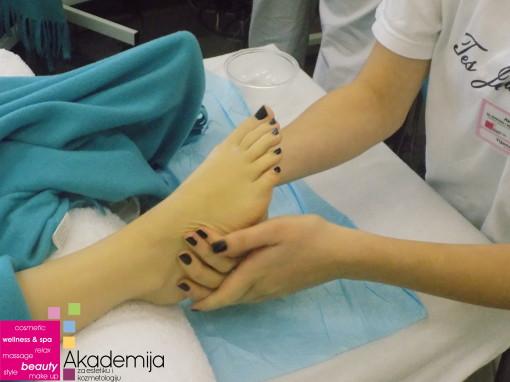 MIŠIĆI I STRES – sa nastave na predmetu masaže, smer: estetičar-kozmetičar
