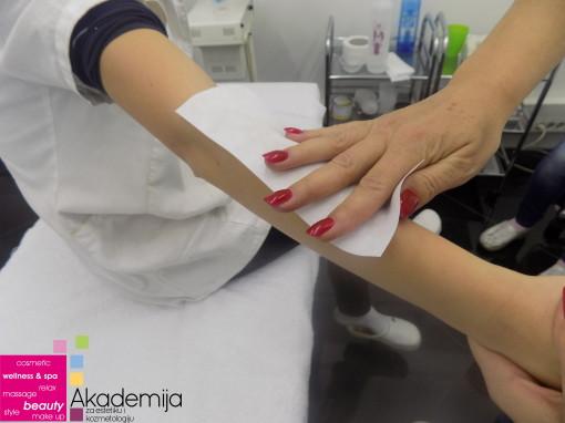 Koliko smo naučili na kursu za manikir, pedikir i depilaciju? – sa ispita