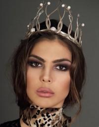 SMINKA ZA MISS Akademija Purity radi makeup Miss Srbije 2016