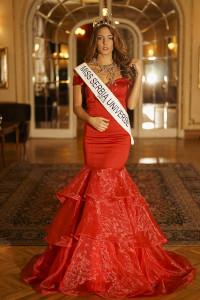 MAKEUP AND HAIR PODRŠKA – Daša Radosavljević, predstavnica Srbije na Miss Universe