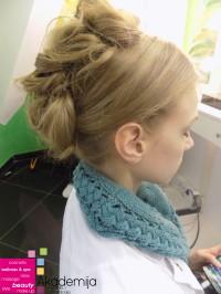 ELEGANTNE PUNĐE – sa predmeta Nega kose i stilizovanje frizura