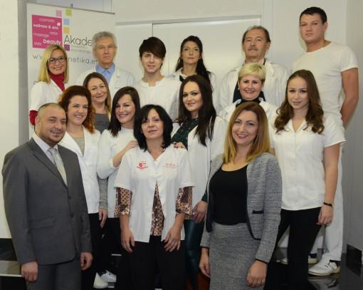 Upoznajte uži stručni tim Akademije Purity