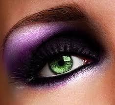 Kako našminkati zelene oči
