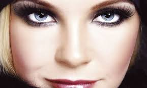 Kako našminkati plave oči