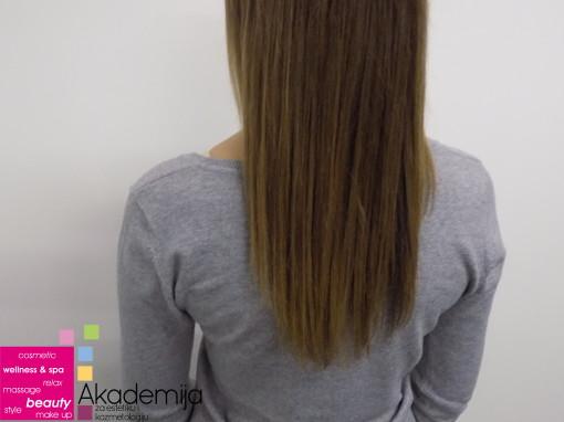 Šta je keratin za kosu