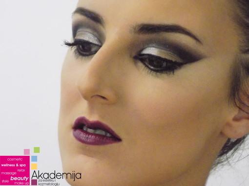 ŠMINKA ZA TRANSFORMACIJE – sa nastave na predmetu Scenska šminka