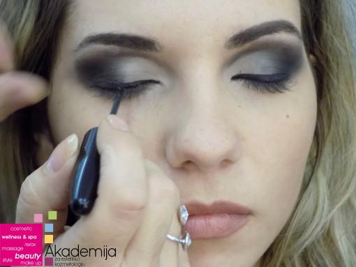 OTVORENA BANANA – tehnika šminkanja očiju