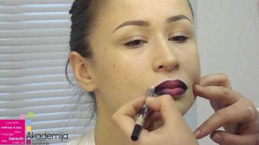 Kako se šminkaju usne