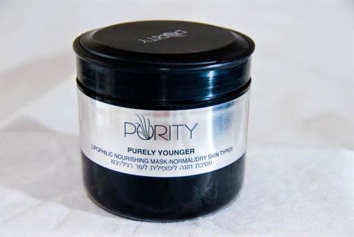 PURELY YOUNGER – Lipofilna hranjiva maska za lice