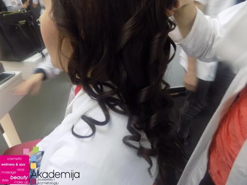 Kako koristiti figaro za kosu