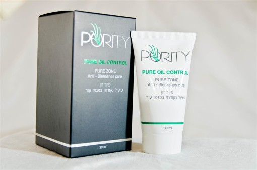 PURE OIL CONTROL – Anti – Blemishes Care