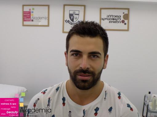 TRETMAN LICA sa Milošem Radičevićem – higijensko čišćenje lica