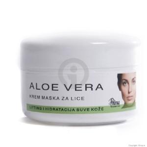 Aloe Vera krem maska za lice 50ml