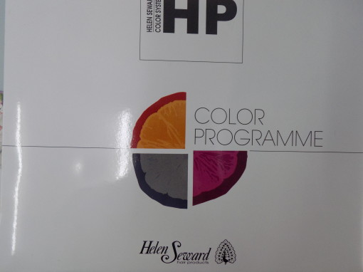 Helen Seward Color system – Farbe za kosu