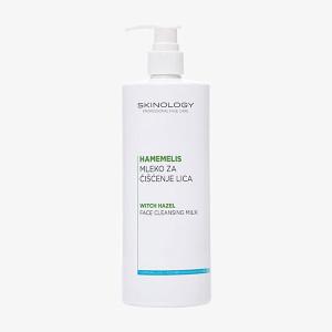 Hamamelis mleko za čišćenje lica