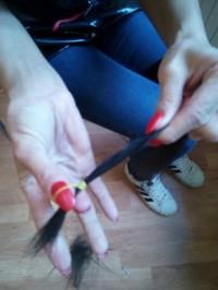 Nadogradnja kose-prvi čas