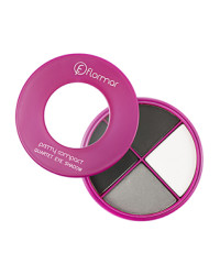 Pretty quartet eye shadow