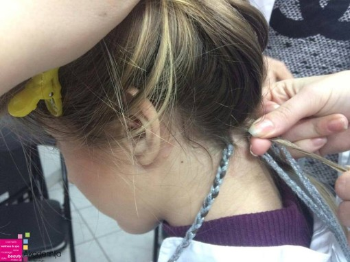 AFRO PLETENICE – sa nastave na predmetu Nega kose
