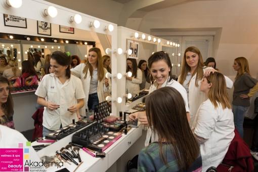 Kabinet za beauty i scensku šminku
