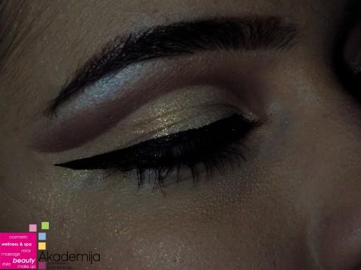 Kako koristiti senke za oči tokom šminkanja
