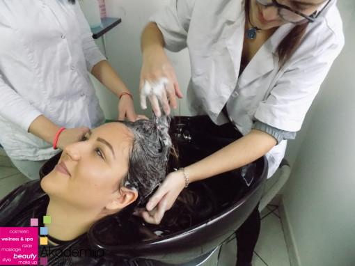 Kako rešiti problem masne kose