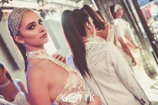 MODNI VIKEND MISS SERBIA – šminka i frizura Akademija Purity