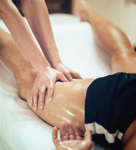 masaža sportista