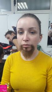 KOLOKVIJUM IZ POZORIŠNE ŠMINKE – druga godina smer Makeup artist