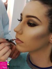 DOBITNICE NAGRADNOG ŠMINKANJA NA AKADEMIJI PURITY – sa nastave na predmetu scenska šminka