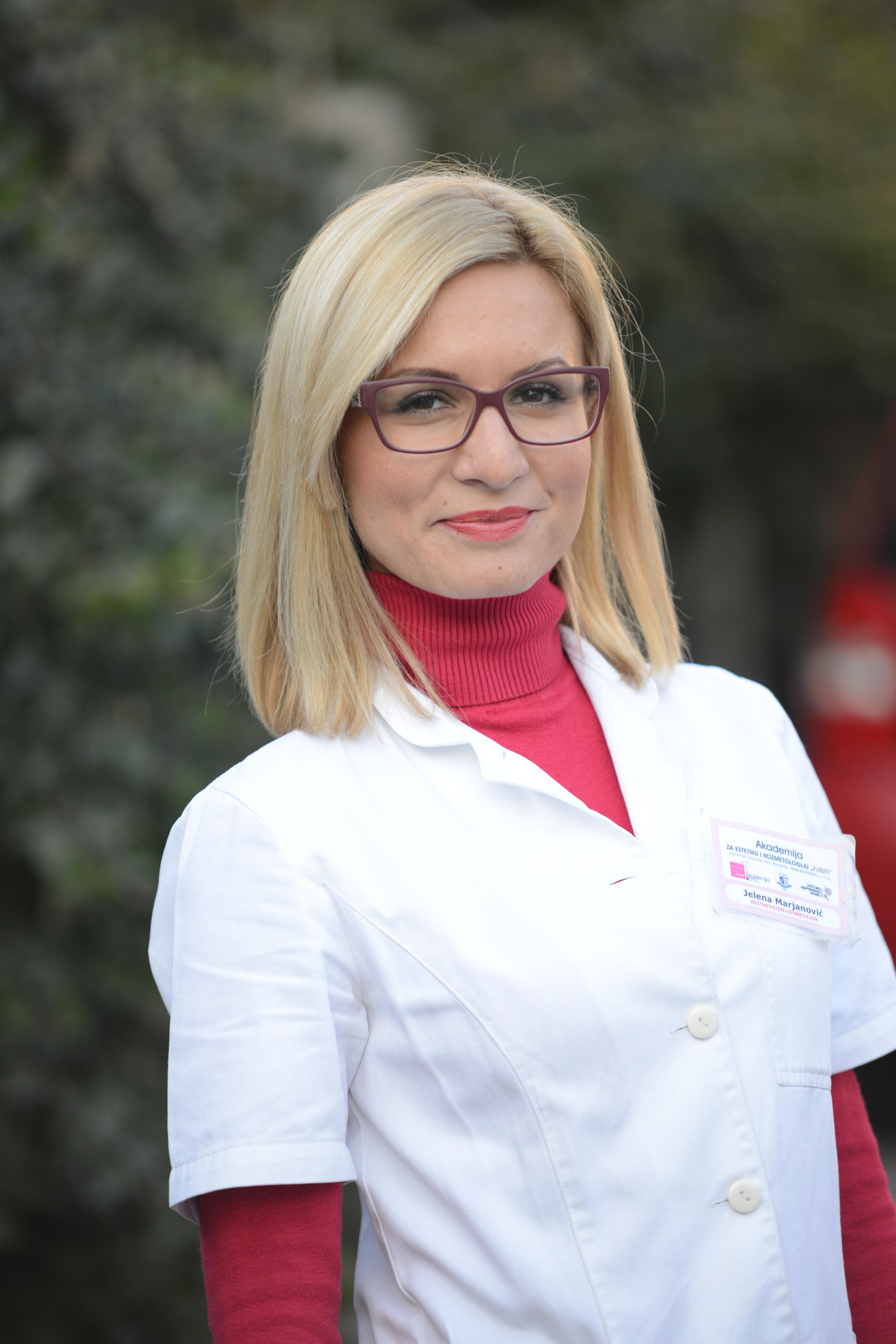 PREDSTAVLJAMO VAM: Jelena Miljković – profesor na Akademiji Purity