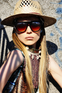 LETO U TELEGRAFU – modni editorijal, šminka i frizura polaznici Akademije Purity