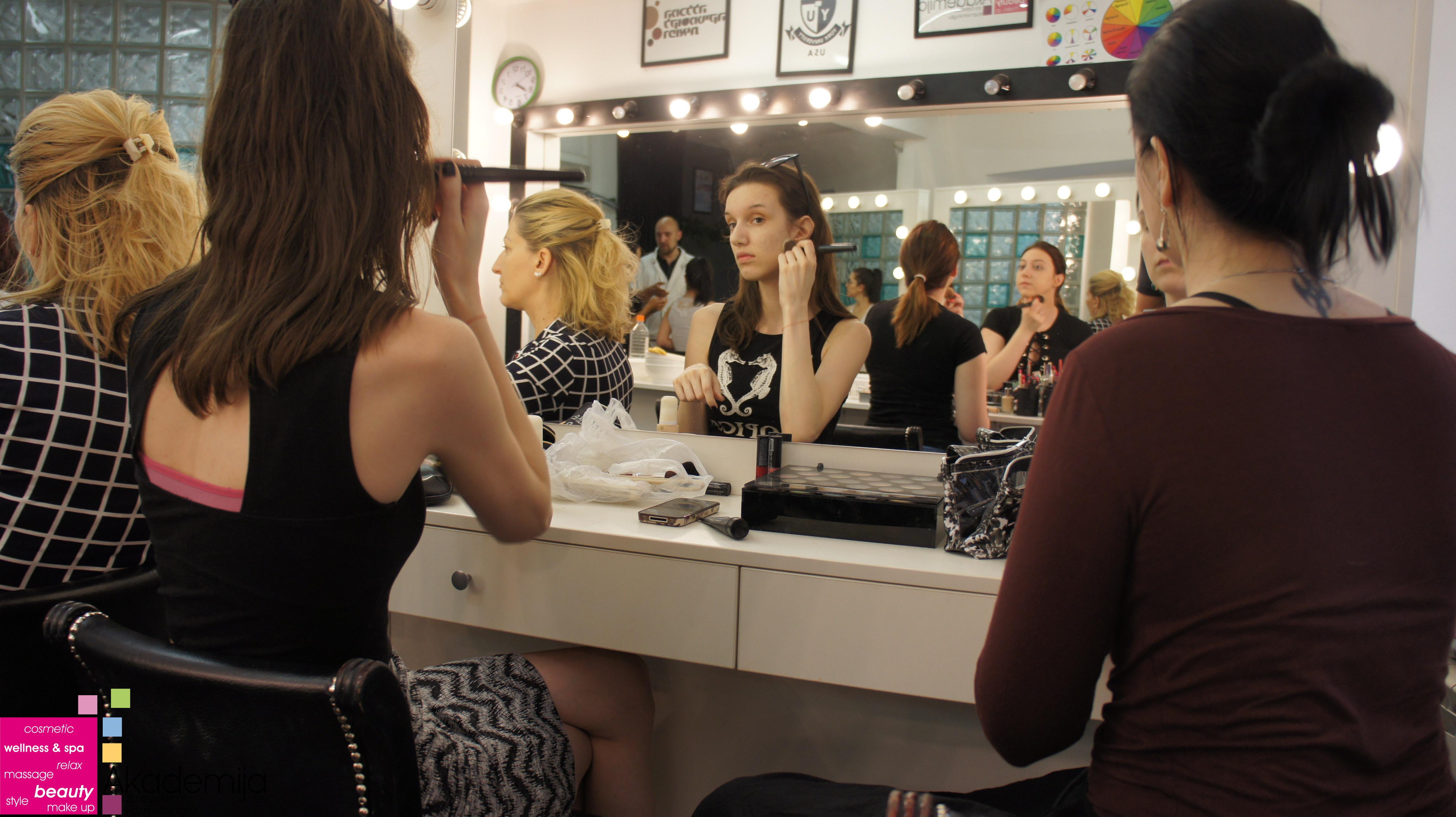 Radionica šminkanja – SVE ISPOČETKA – Akademija Purity