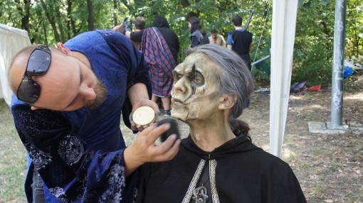 """LARP SRBIJA – """"Ogledalo tame"""", maska i specijalni efekti makeup odsek Akademije Purity"""