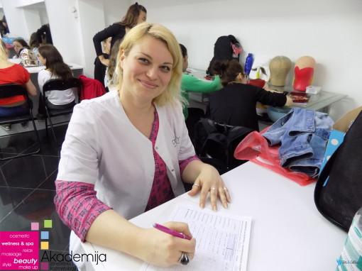PREDSTAVLJAMO VAM: Marina Makijević, profesor na Akademiji Purity