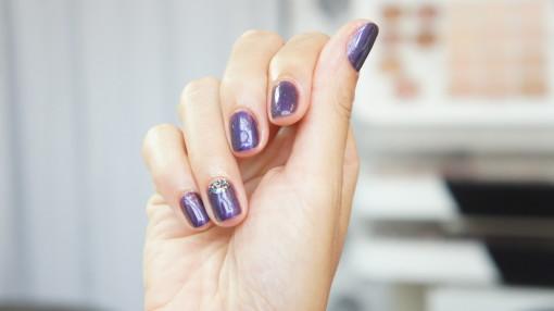 KOREKCIJA GEL LAKA – sa nastave na kursu nadogradnja noktiju sa nail art-om