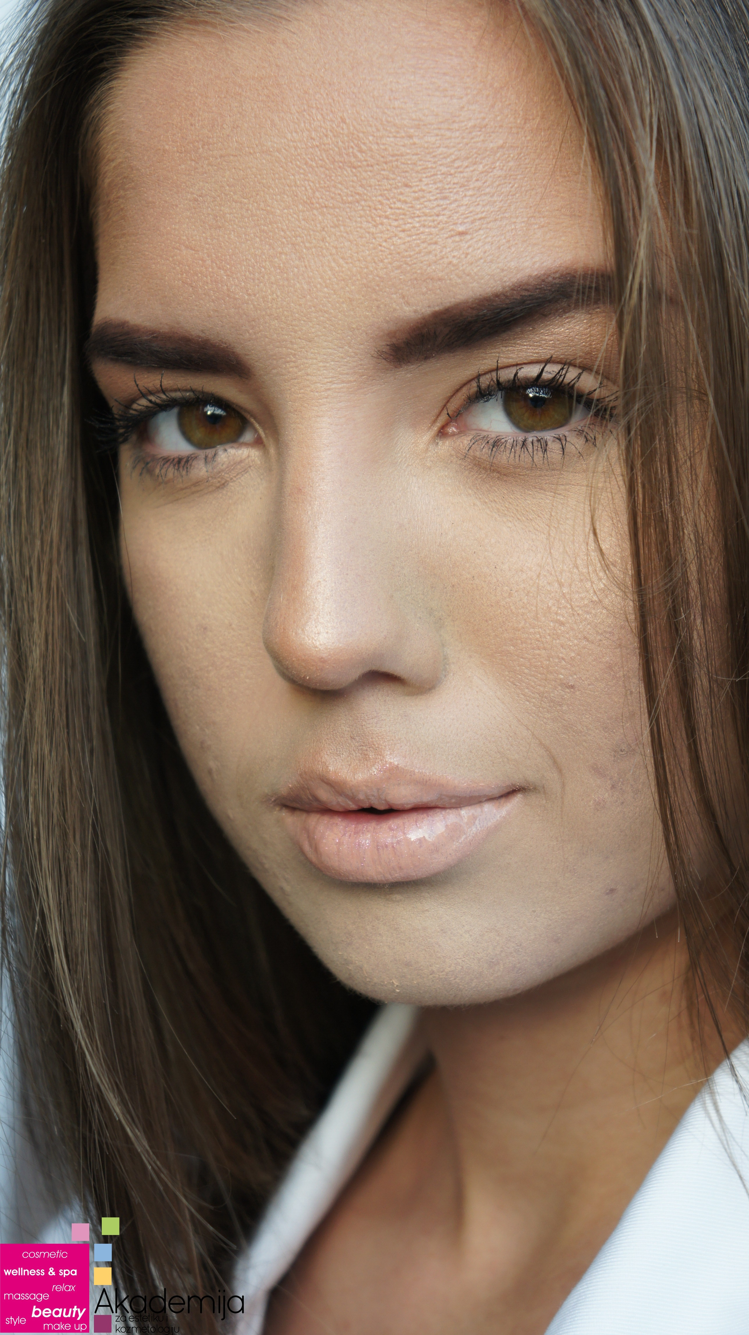 BEAUTY ŠMINKA – studenti prve godine smera Makeup artist